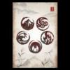 Kép 1/2 - FFG - Legend of the Five Rings: Dynasty Unlimited Art Sleeves (50 Sleeves)