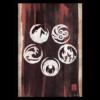 Kép 1/2 - FFG - Legend of the Five Rings: Conflict Unlimited Art Sleeves (50 Sleeves)