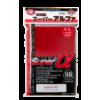 Kép 1/2 - KMC Standard Sleeves - Super  (Alpha) Red (80 Sleeves)