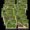 Kép 1/2 - UP - Pathfinder Adventure Card Game Mini Mat 12 Pack