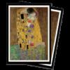 Kép 1/2 - UP - Sleeves Standard - Fine Art - The Kiss (100 Sleeves)