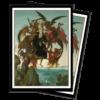 Kép 1/2 - UP - Sleeves Standard - Fine Art - Torment of Saint Anthony (100 Sleeves)