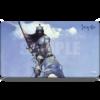 Kép 1/2 - UP - Frank Frazetta Playmat - Silver Warrior