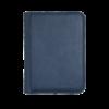 Kép 1/2 - UP - Zippered Suede 4-Pocket Premium PRO-Binder - Sapphire