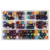 Kép 1/2 - Chessex Loose Dice Samplers, Displays & 125 Polyhedral Dice Assortments - Assortment: Gemini Polyhedral Dice