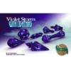 Kép 1/2 - PolyHero Wizard Set - Violet Storm with Lightning