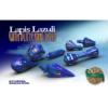 Kép 1/2 - PolyHero Wizard Set - Lapis Lazuli with Glittering Gold