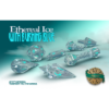 Kép 1/2 - PolyHero Wizard Set - Ethereal Ice with Burning Blue