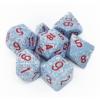 Kép 1/2 - Chessex Speckled Polyhedral 7-Die Set - Air