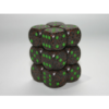 Kép 1/2 - Chessex Speckled 16mm d6 with pips Dice Blocks (12 Dice) - Earth