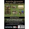Kép 1/2 - Add-On Scenery - War & Siege - EN