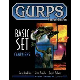 GURPS Basic Set: Campaigns (8th printing) - EN