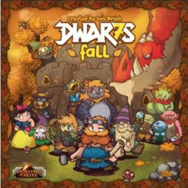 Dwar7s Fall Core Game 3rd edition - EN