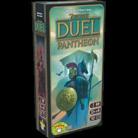 7 Wonders: Duel - Pantheon Expansion - EN