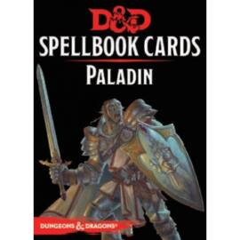 D&D Spellbook Cards - Paladin (69 Cards) - EN
