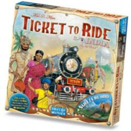 DoW - Ticket to Ride - Map Collection 2: India - EN