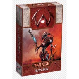 Warage: Iron Skin - 8.Chapter - EN
