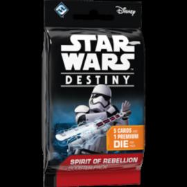 FFG - Star Wars: Destiny TCDG - Spirit of Rebellion Booster Case (36 Packs) - EN