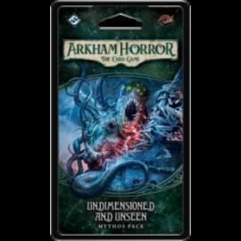 FFG - Arkham Horror LCG: Undimensioned and Unseen Mythos Pack - EN