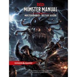 Dungeons & Dragons - Monster Manual - Monsterhandbuch - DE