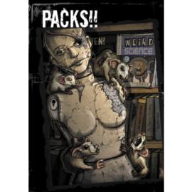 Packs! - Companion (Hardcover) - EN