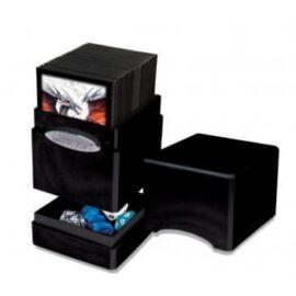 UP - Deck Box - Satin Tower - Hi-Gloss Midnight
