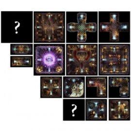 Village Attacks: Extra Game tiles - DE