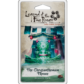 FFG - Legend of the Five Rings LCG: The Chrysanthemum Throne - EN