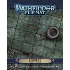 Pathfinder Flip-Mat Multi-Pack: Dungeons - EN