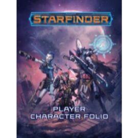 Starfinder Player Character Folio - EN