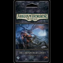FFG - Arkham Horror LCG: The Labyrinths of Lunacy - EN