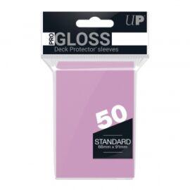 UP - Standard Sleeves - Pink (50 Sleeves)
