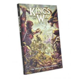 Kings of War 2nd Edition - Hardback Rulebook - DE