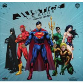 Justice League: Dawn of Heroes - EN/SP