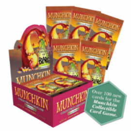 Munchkin CCG: Desolation of Blarg Booster Display (24 Packs) - EN