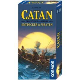 Catan - Entdecker & Piraten Ergänzung für 5-6 Spieler - DE