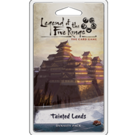 FFG - Legend of the Five Rings LCG: Tainted Lands - EN