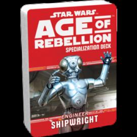 FFG - Star Wars Age of Rebellion: Shipwright Specialization Deck - EN