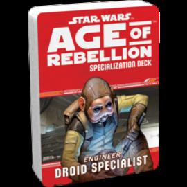 FFG - Star Wars Age of Rebellion: Droid Specialist - EN