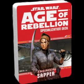 FFG - Star Wars Age of Rebellion: Sapper Specialization Deck - EN