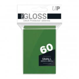 UP - Small Sleeves - Green (60 Sleeves)