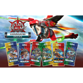 Star Realms: Command Deck  The Union Display (6 Units) - EN