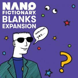 Nanofictionary Blanks - EN