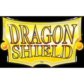 Dragon Shield Japanese Art Sleeves - Classic Black (60 Sleeves)