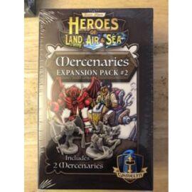 Heroes of Land, Air & Sea: Mercenary Pack 2 - EN