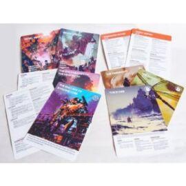 Legacy: Life among the Ruins Handout Sheets - EN