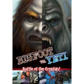 Bigfoot vs. Yeti - EN