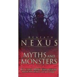 Beneath Nexus: Myths & Monsters Expansion - EN