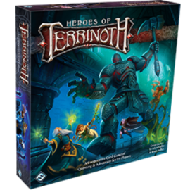 FFG - Heroes of Terrinoth: The Adventure Card Game - EN