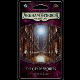 FFG - Arkham Horror LCG: City of Archives Mythos Pack - EN